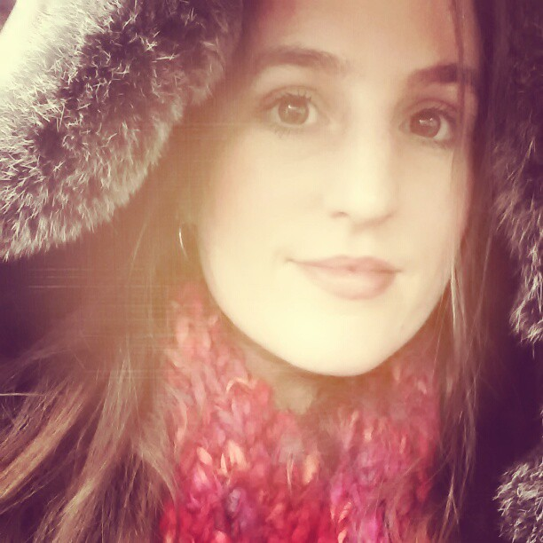 Bundled up #winter #selfportrait