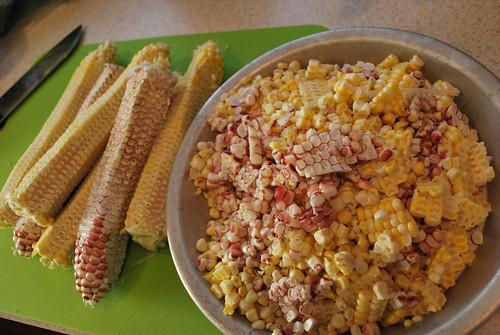 red corn