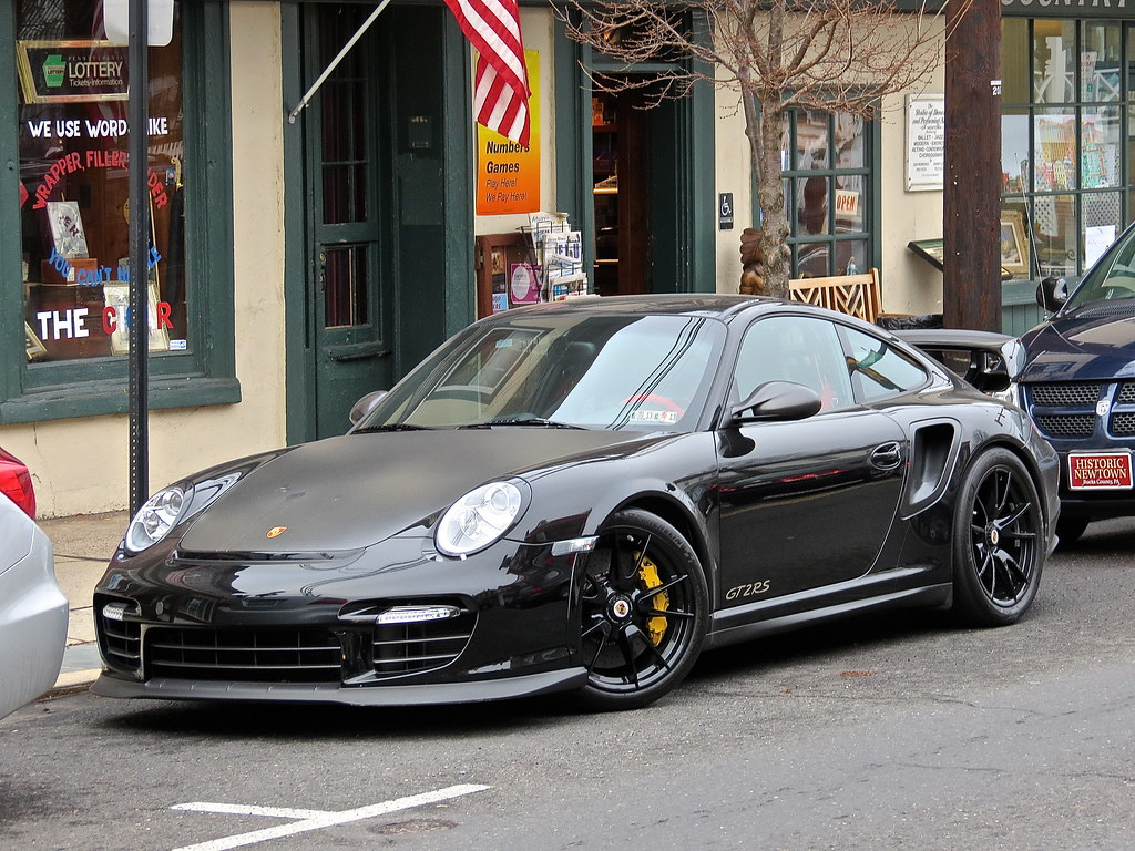 Spotted Porsche 997 Gt2 Rs Newtown Pa Mind Over Motor