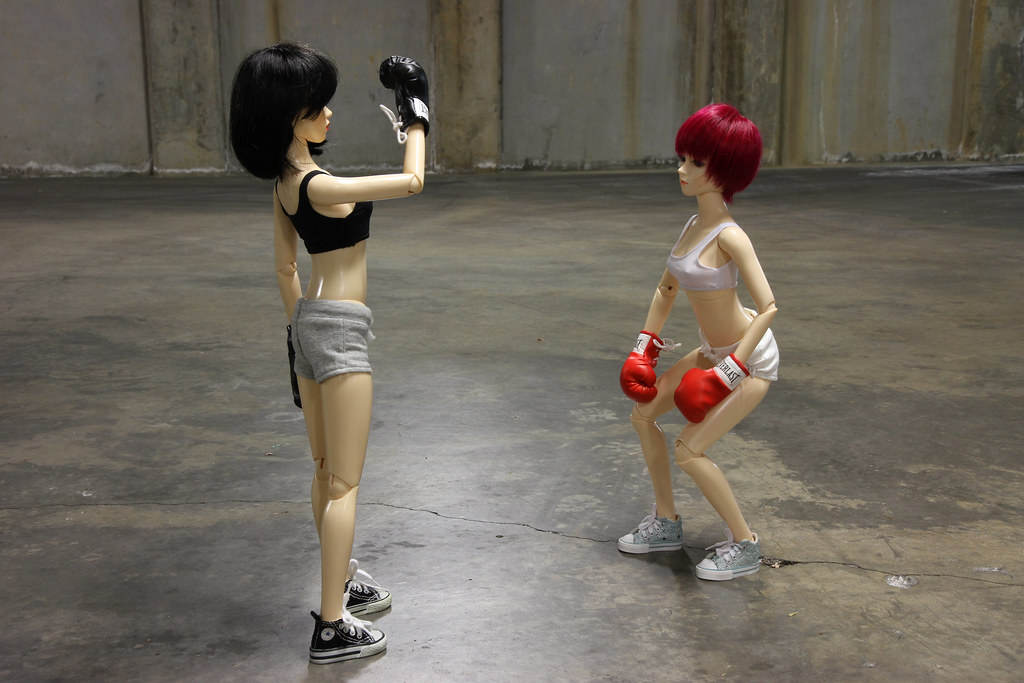 Girl's Fight Club 13