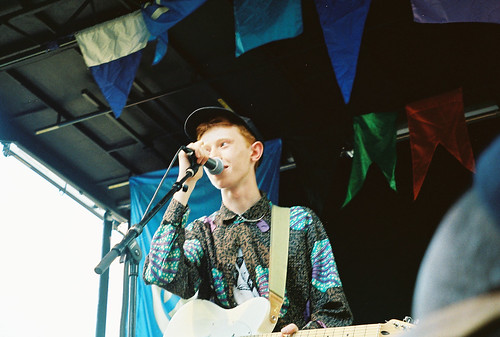 King Krule at Pitchfork
