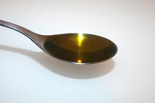 08 - Zutat Olivenöl / Ingredient olive oil