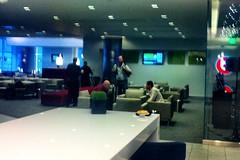 Sala VIP da Delta em Atlanta