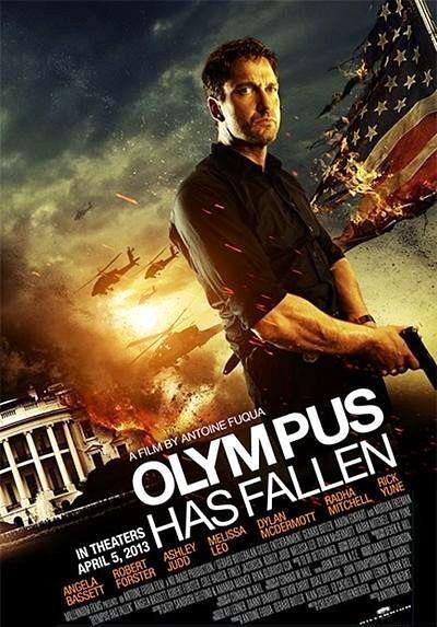 Olympus Has Fallen Poster 03