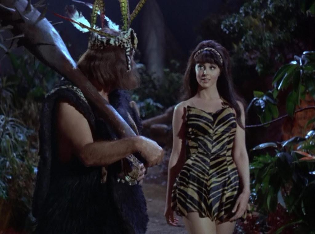 Agree, very Gilligan s island sexy girls were
