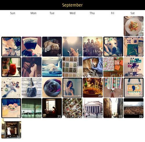 365 : September 2012