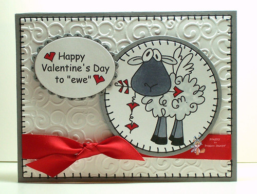 1-25 FF Valentines Ewe