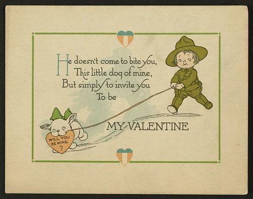 Valentine's 1919