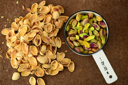 pistachios and their former life