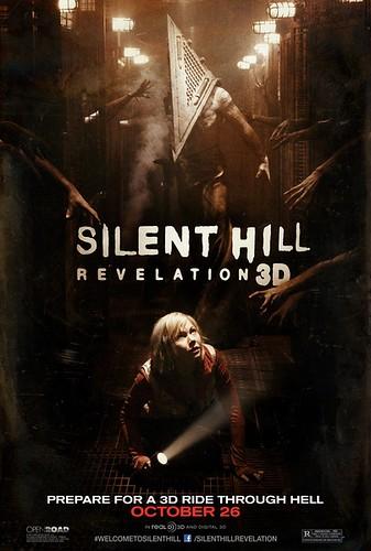 寂静岭2 Silent Hill: Revelation 3D(2012)