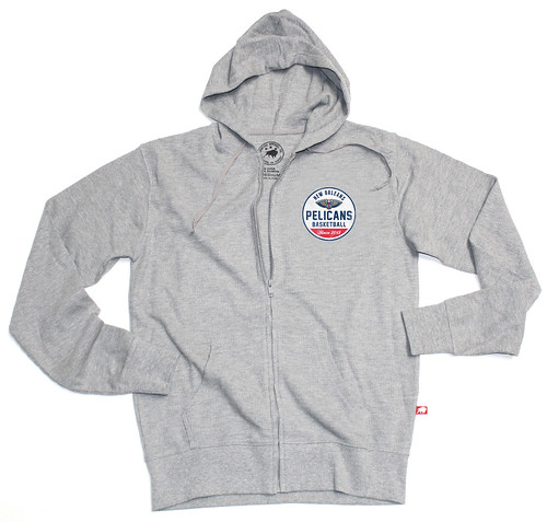 NEW ORLEANS PELICANS HOODIE BY SPORTIQE APPAREL