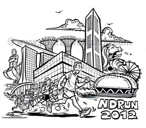 Illustration for NDRun 2012