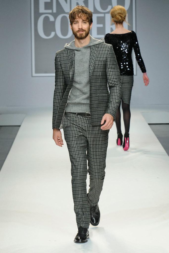 FW13 Milan Enrico Coveri013(fashionising.com)