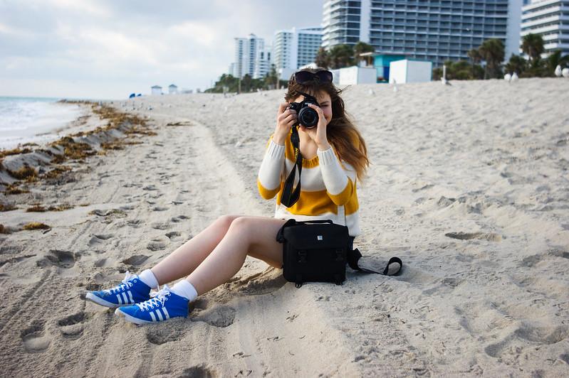 Street Style - Jasmin, Miami Beach