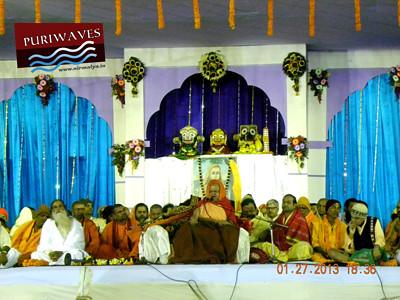 6th Annual Samudra Arati by Gobardhan Pitha