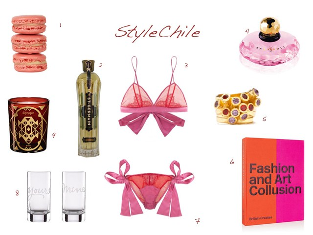 StyleChile Valentine's Day 2013 Gift Guide