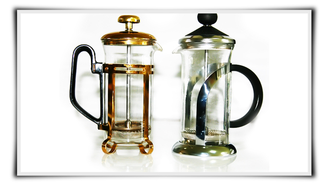 Perfect Kopi Luwak Coffee with French Press