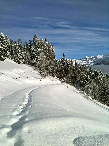 france neige savoie rhônealpes doucycombelouvière appleiphone3gs olivierthirion