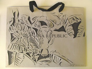 A Moose for Banana Republic