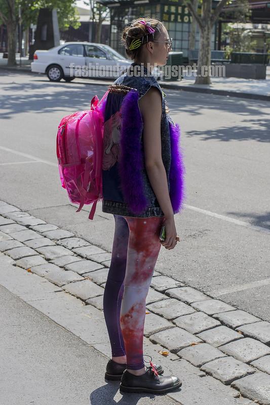 blog unicorn purple