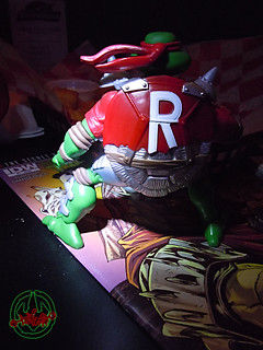 """MUTANT EXTREME SEWER SPORTS"" TEENAGE MUTANT NINJA TURTLES :: M.E.S.S. RAPH v (( 2006 ))"