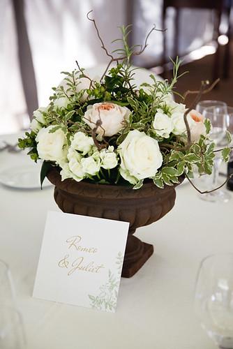 Centros de mesa para boda con macetas foro organizar una - Macetas para centros de mesa ...