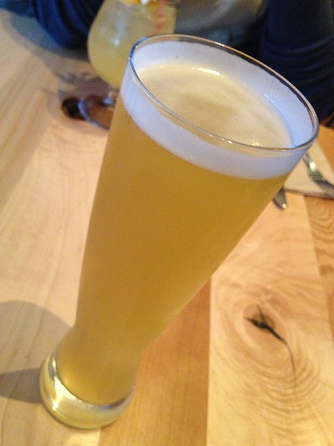 Allagash White beer - Sliderbar