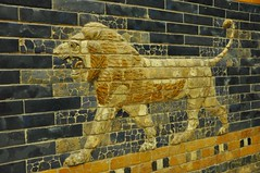 Ishtar's Gate at Pergamon Museum in Berlin