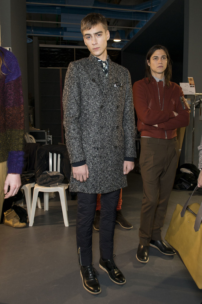 FW13 Paris Paul Smith053_Samuel Roberts, Miles McMillan(fashionising.com)