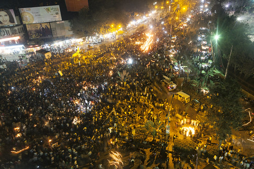 Shahbag square : The new generation protesting against war criminals by Kazi Sudipto