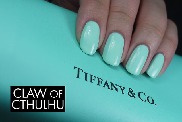 piCture pOlish Tiffany Swatch