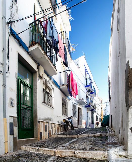 Street View Almuñécar