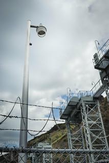 Dam security