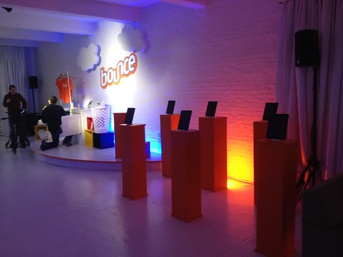 Bounce Winter Press Event 2013
