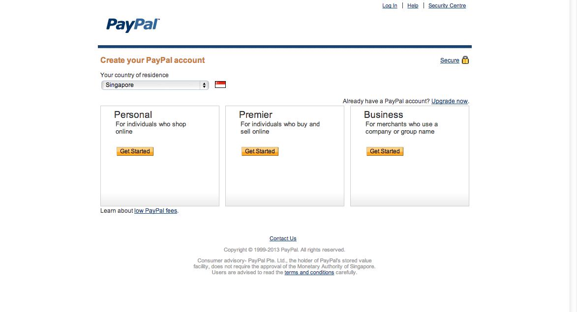 PayPal Setup - ADLINA ANIS
