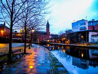 Canal, Castlefield, Manchester
