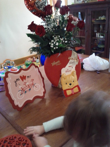 Valentine's Gifts from Daddy
