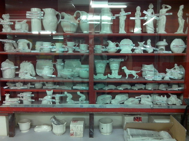 Pottery choices