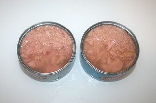 02 - Zutat Thunfisch / Ingredient tuna