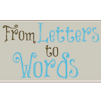 From Letters to Words