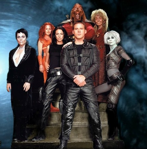 Underappreciated Gems: Farscape by freshfromthe.com