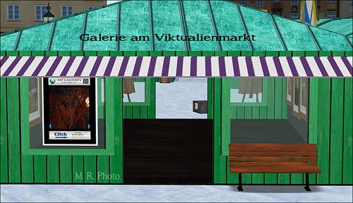 Maldacilwens Galerie am Viktualienmarkt