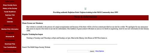 F&M Ninpo Society Online