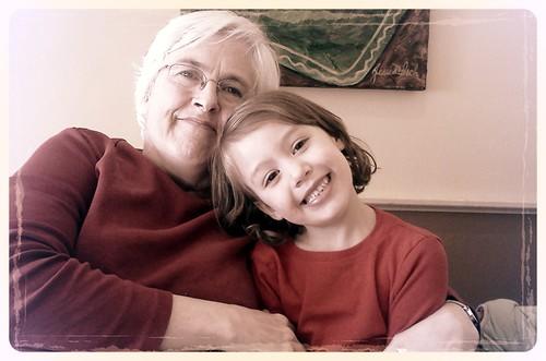 ella & granny