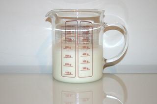 20 - Zutat Milch / Ingredient milk