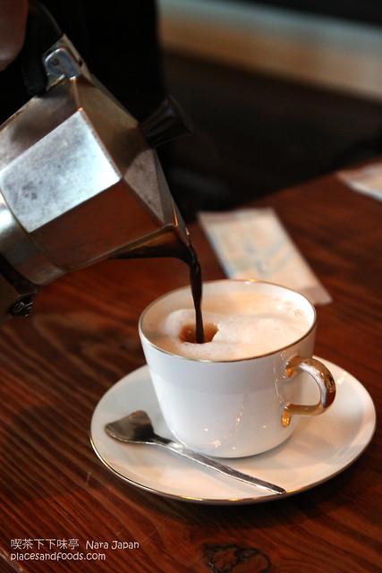 喫茶下下味亭 coffee