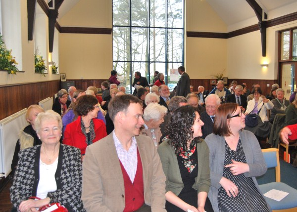 Induction of Revd Ruth Dillon
