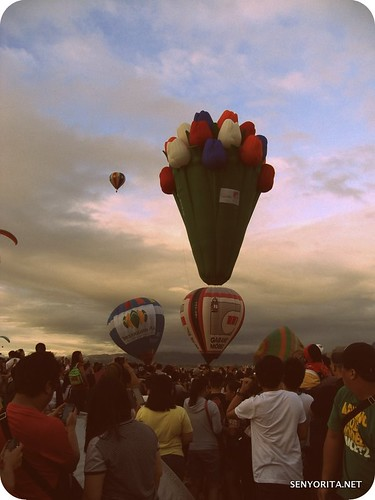Hot Air Balloon Fiesta - Clark, Pampanga