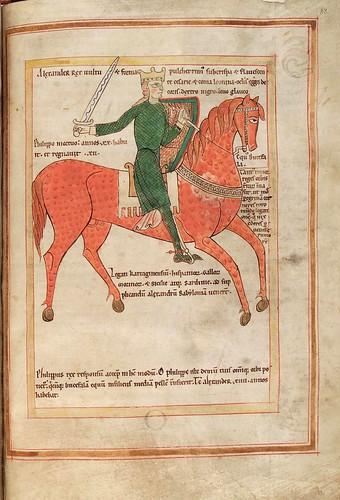 017-Liber floridus – siglo XII- © Herzog August Bibliotek