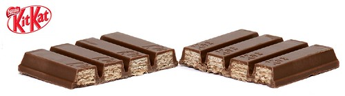 Kit Kat: Deliciosa Galleta de Chocolate con Leche